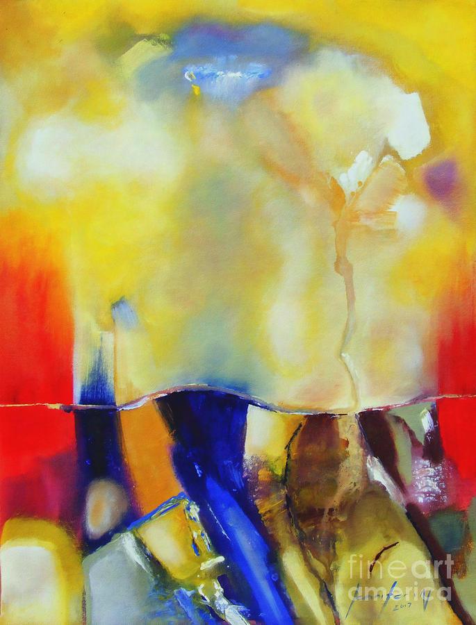 Heaven Painting - Heaven On Earth by Jennifer Van Niekerk