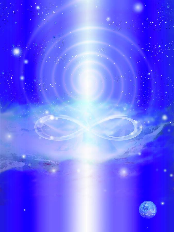 Heaven On Earth Mixed Media - Heaven On Earth by Sarah Jeane