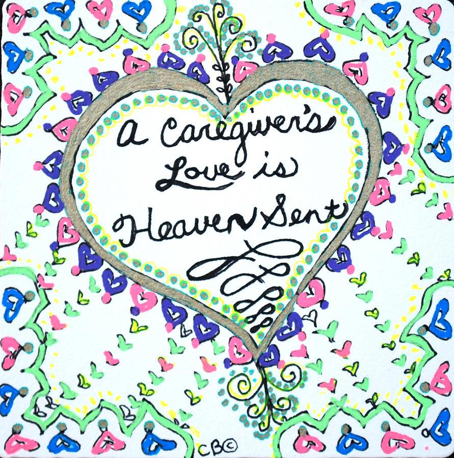 Heaven Sent by Carole Brecht