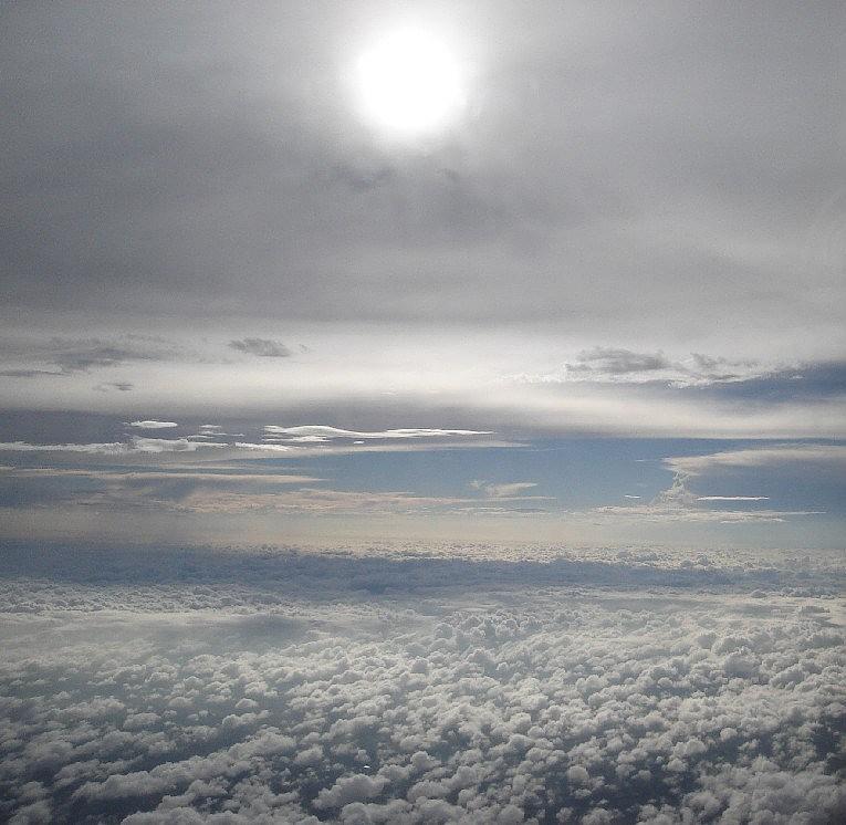 Sky Photograph - Heavenly Peaceful I by Ofelia Uz