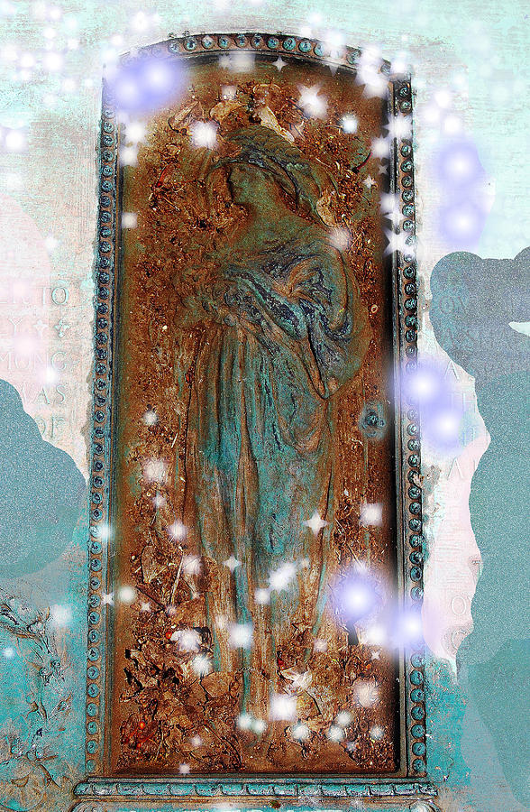 Hollywood Cemetery Photograph - Heavens Doorway by Patricia Motley