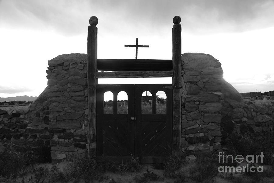 Heaven Photograph - Heavens Gate by David Lee Thompson