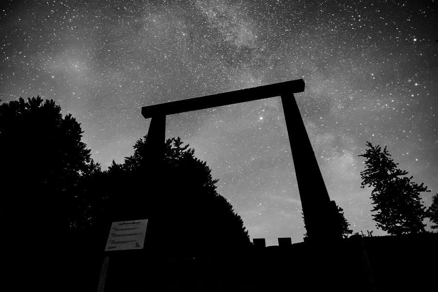 Heavens Gate Photograph