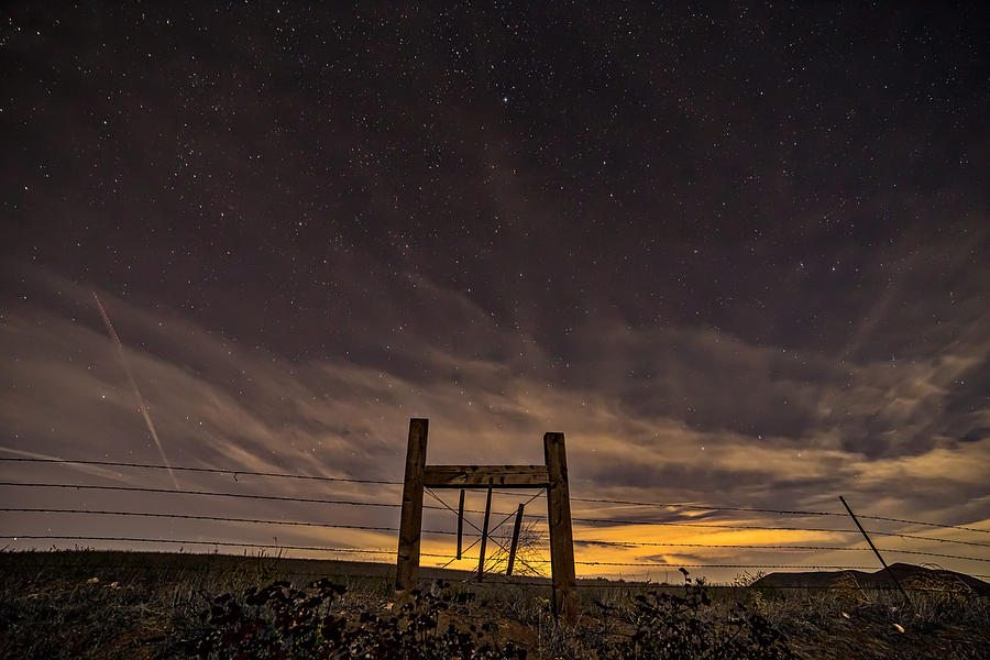 Astrophotography Photograph - Heavens Gate by Peter Tellone