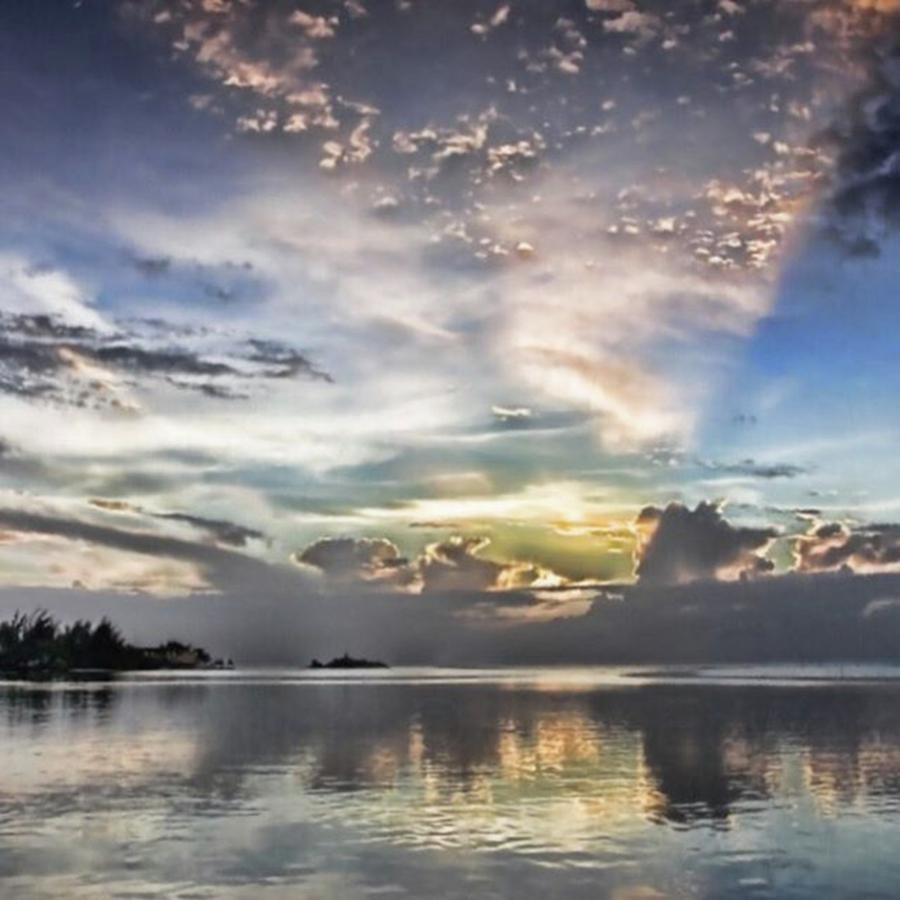 Jamaica Photograph - Heavens Light - Coyaba, Ironshore by John Edwards