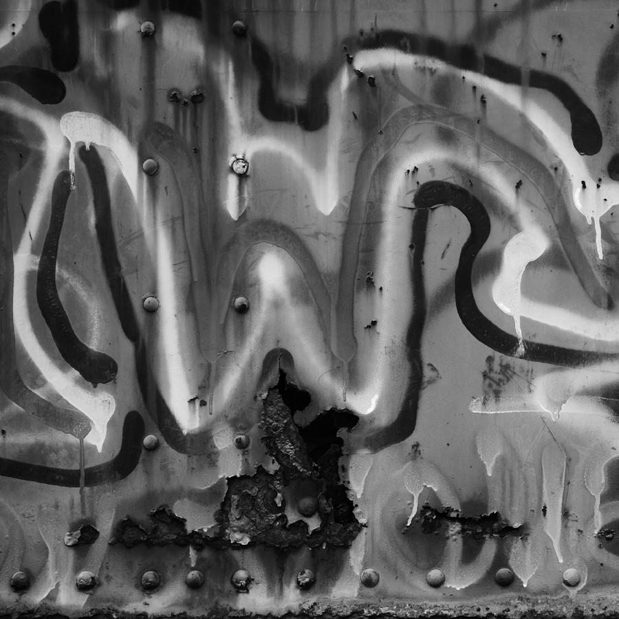 Black And White Photography Graffiti