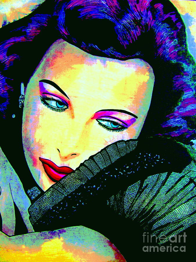 BOMBSHELL- Hedy Lamar In Her Own Words
