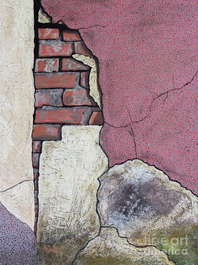 Exterior Painting - Heimbach 1 by Ashley Beth Roberts