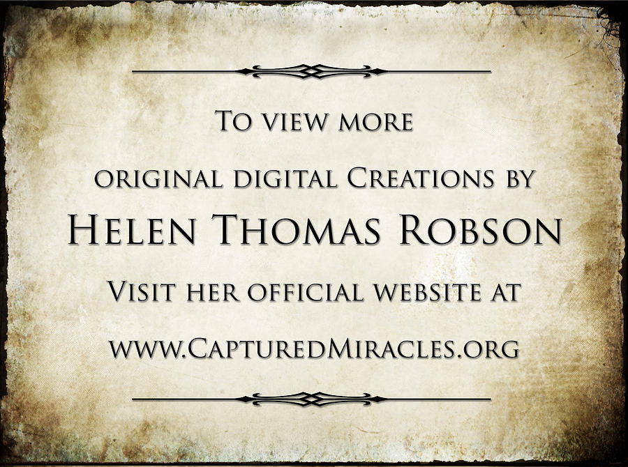 Helen Thomas Robson by Helen Thomas Robson