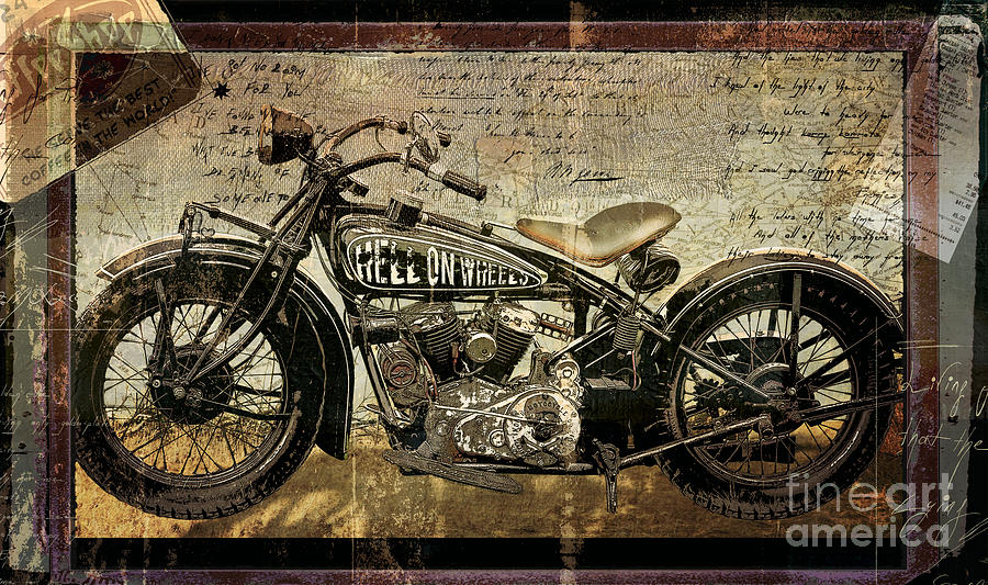 Hell On Wheels by Mindy Sommers