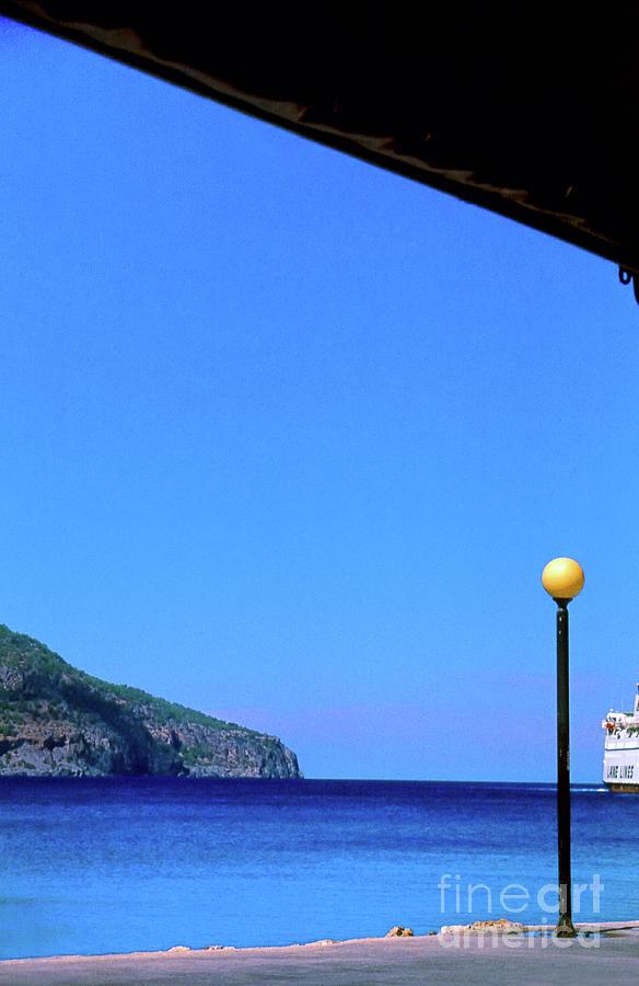 Hellenic Photograph - Hellenic Dream by Silvia Ganora