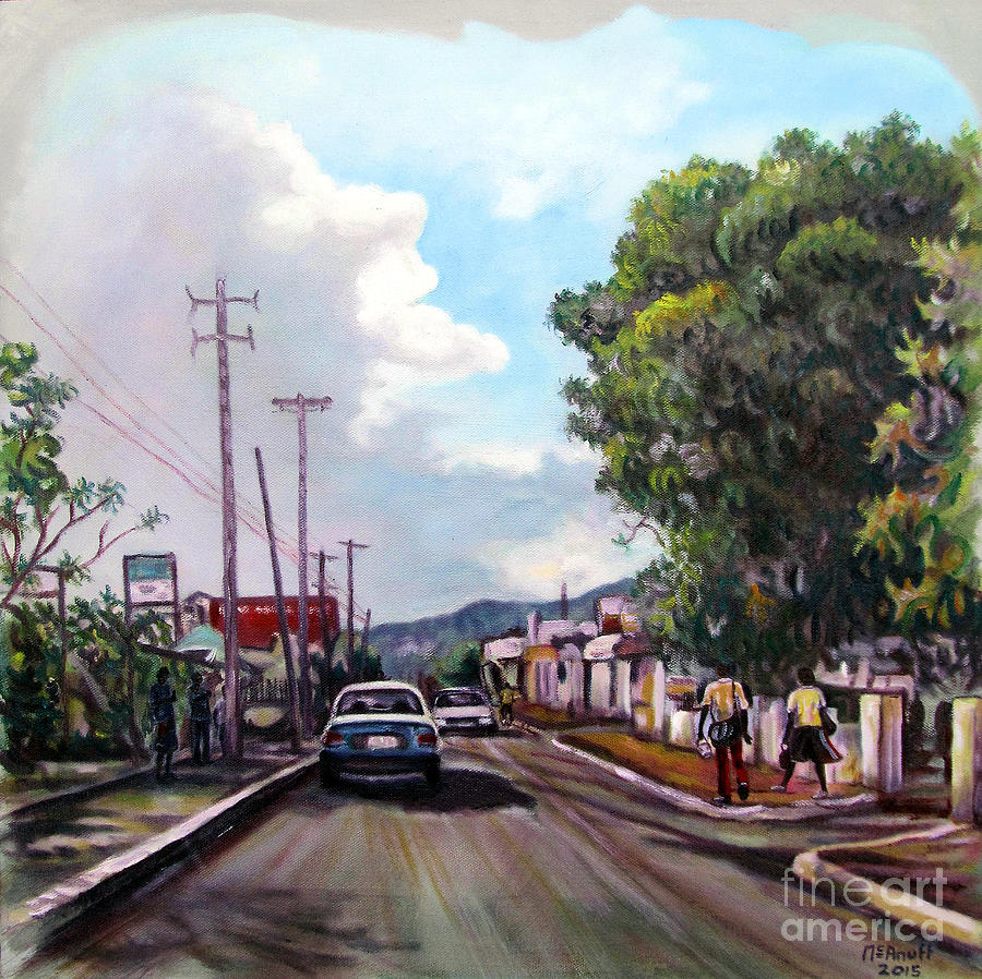 Grants Pen Road by Ewan  McAnuff