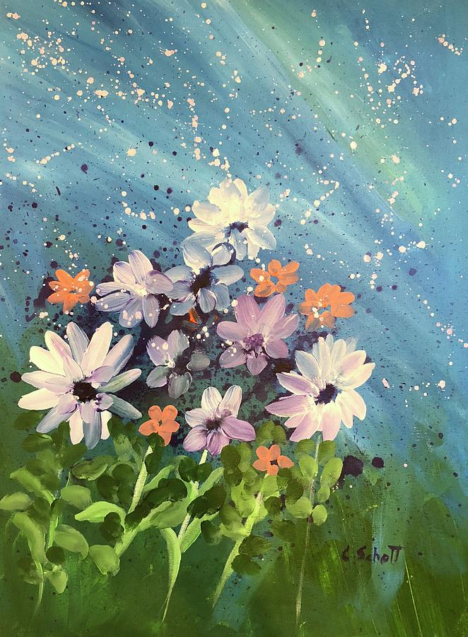 Hello Spring  by Christina Schott