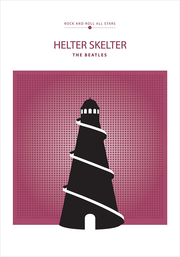 Helter Skelter -- The Beatles by David Davies