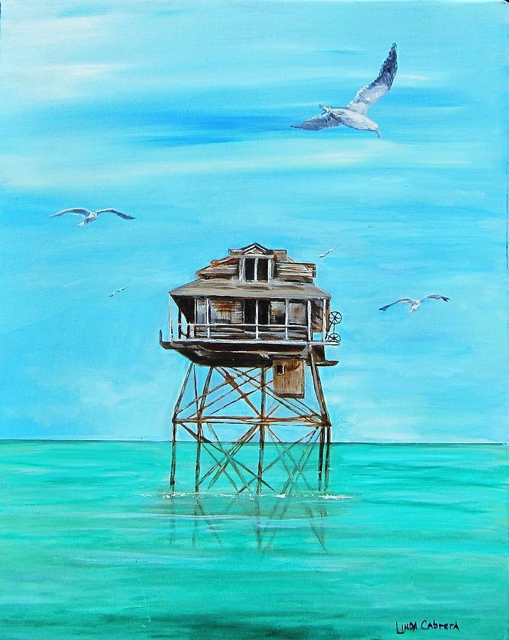 Hemingway Stilt House by Linda Cabrera