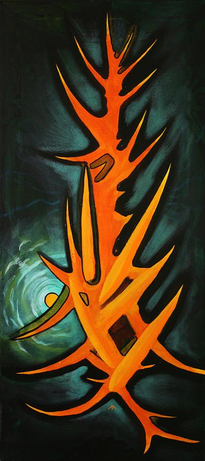 Hemlock Painting - Hemlock 1.0 by Apollo One