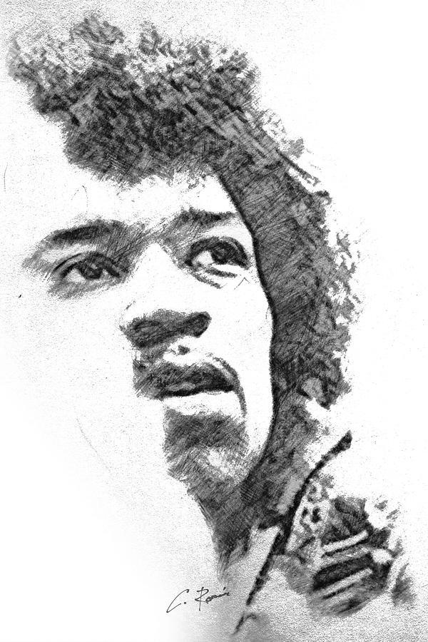 Hendrix by Charlie Roman