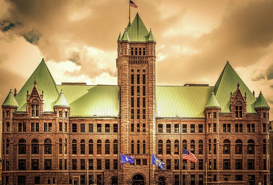 Minneapolis City Hall Art | Fine Art America