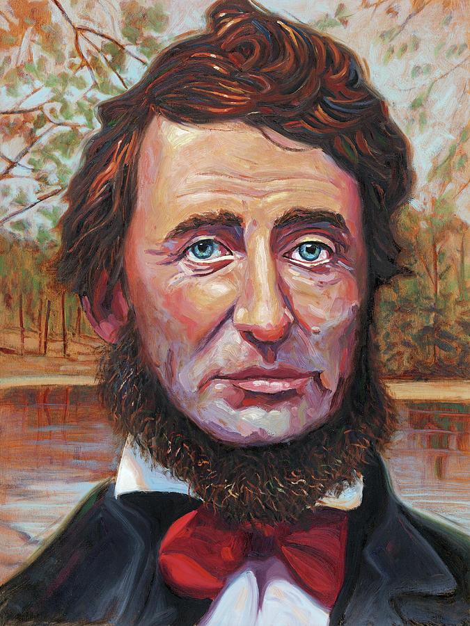 Henry David Thoreau Painting