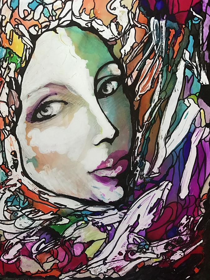Her Eyes by Rae Chichilnitsky