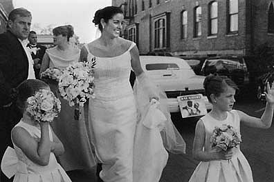 Here Comes The Bride Photograph by Aimee K Wiles-Banion