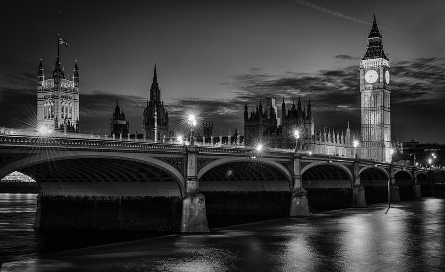 Night Photograph - Heritage by Ido Meirovich