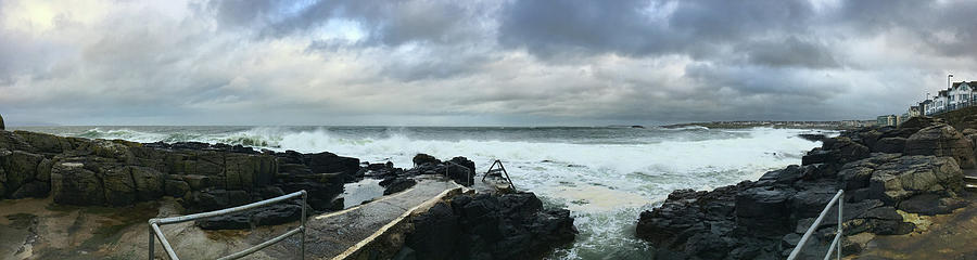 Herring Pond Panorama by Colin Clarke