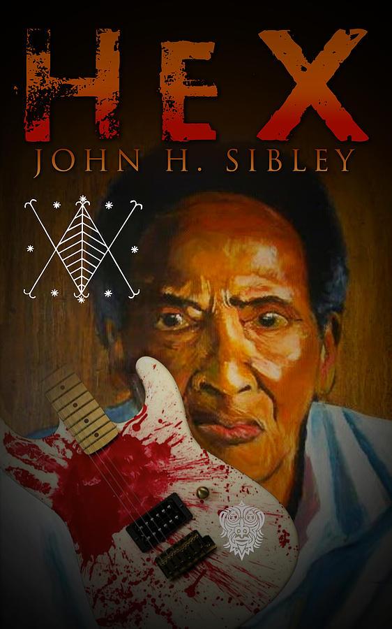 Poster Digital Art - HEX by John Sibley