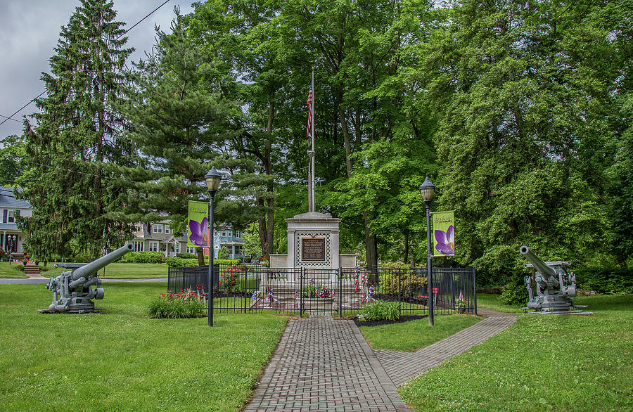 HH Memorial Spring by John A Megaw