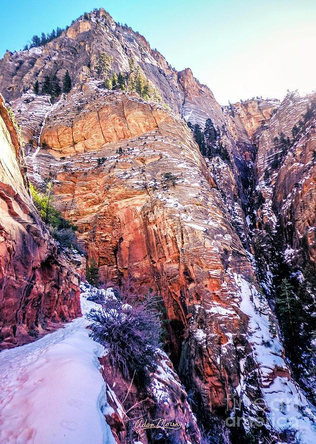 Hidden Canyon by Adam Morsa