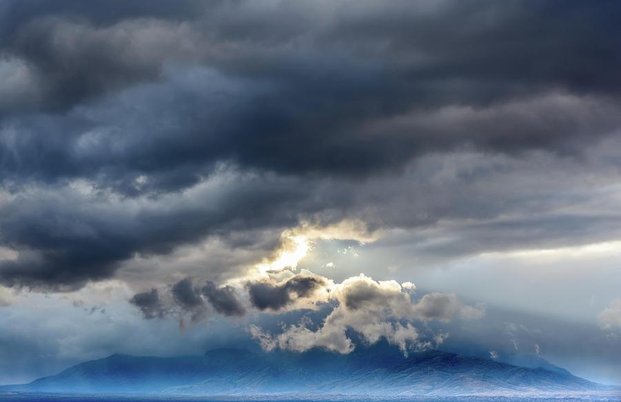 Hidden Mountain Photograph