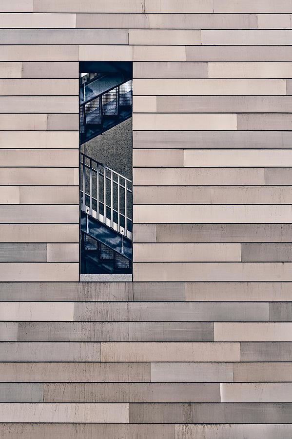 Hidden Stairway Photograph