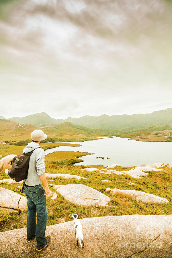 Tasmania Photograph - Hidden Tasmania Trails by Jorgo Photography - Wall Art Gallery