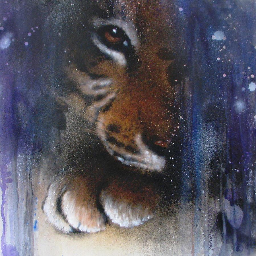 Hidden Tiger by Jackie Flaten