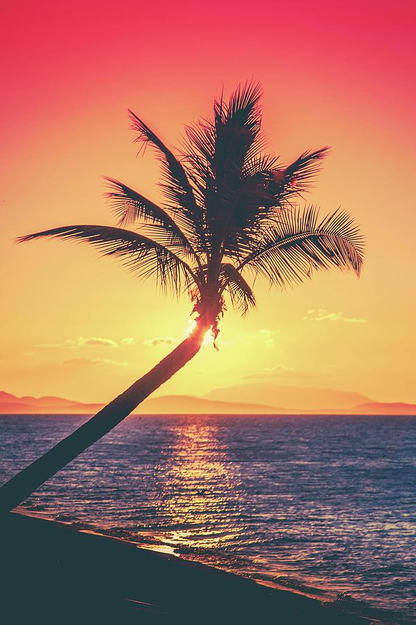 Hideaway Bay Sunset Photograph