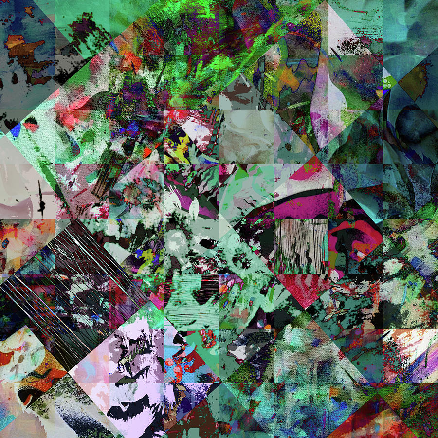 Ugly Digital Art - Hideopathic by Tom Deacon