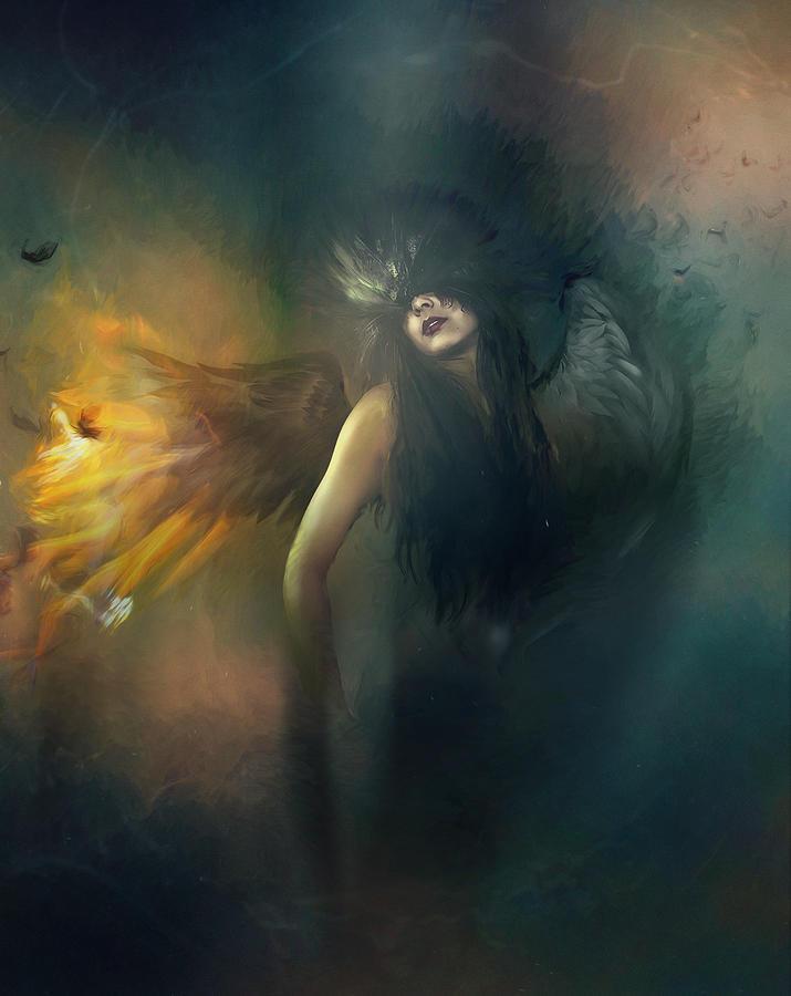 Dark Angel by Karen Koski