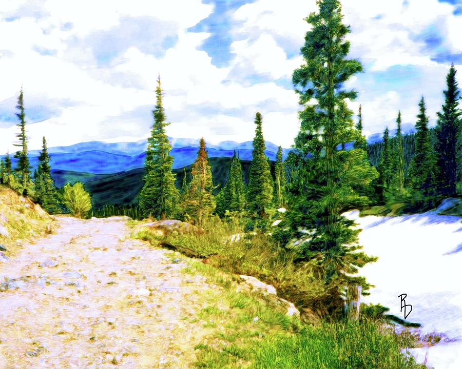 High Country Pines by Ric Darrell