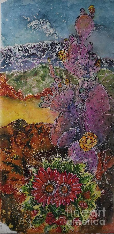 High Desert Spring by Carol Losinski Naylor