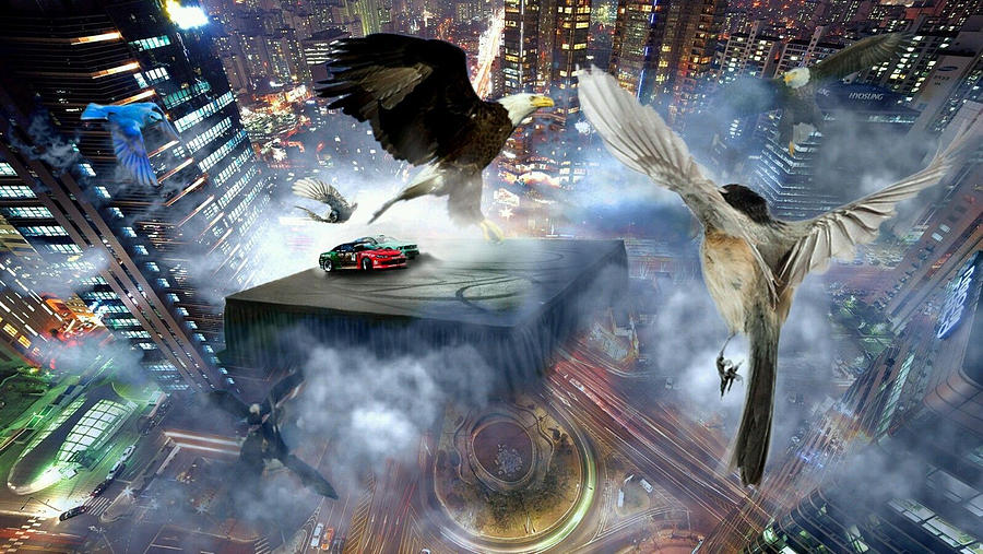 High Drift by Edward Cormier Jr