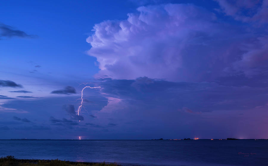 Storm Photograph - High Intensity by Marvin Spates