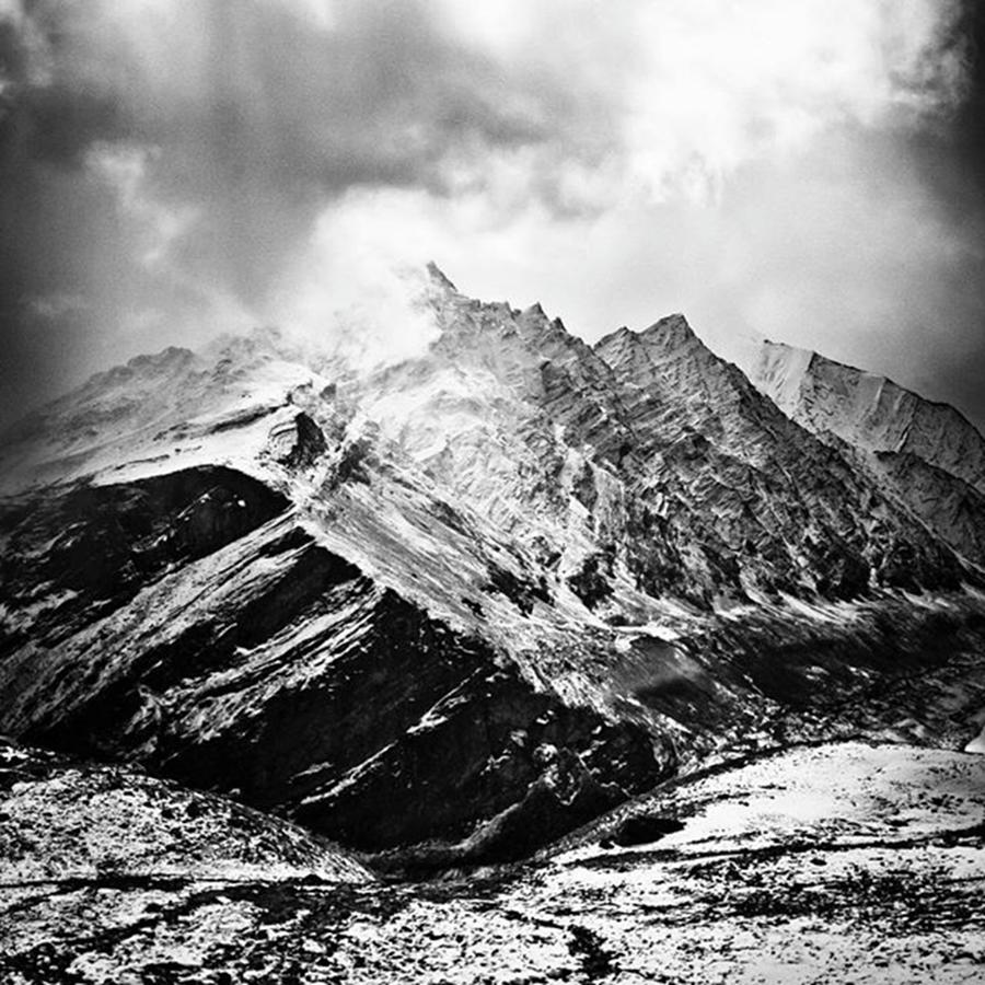 High Peaks, Himalayas Photograph by Aleck Cartwright