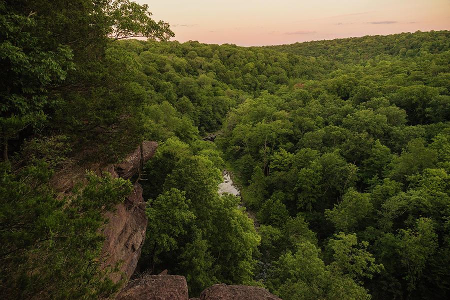 High Rock Vista Photograph by Kristopher Schoenleber