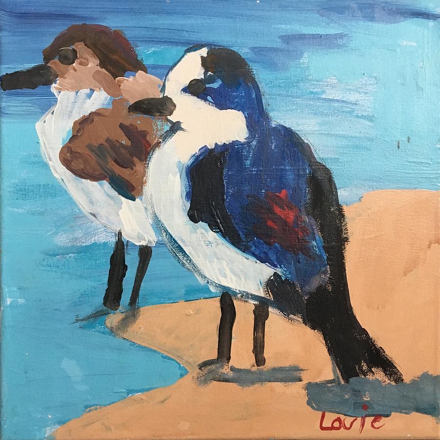 High Tide by Louie M