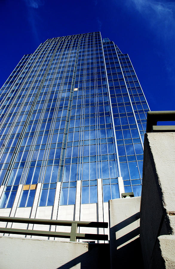 Nashville Photograph - High Up To The Sky by Susanne Van Hulst