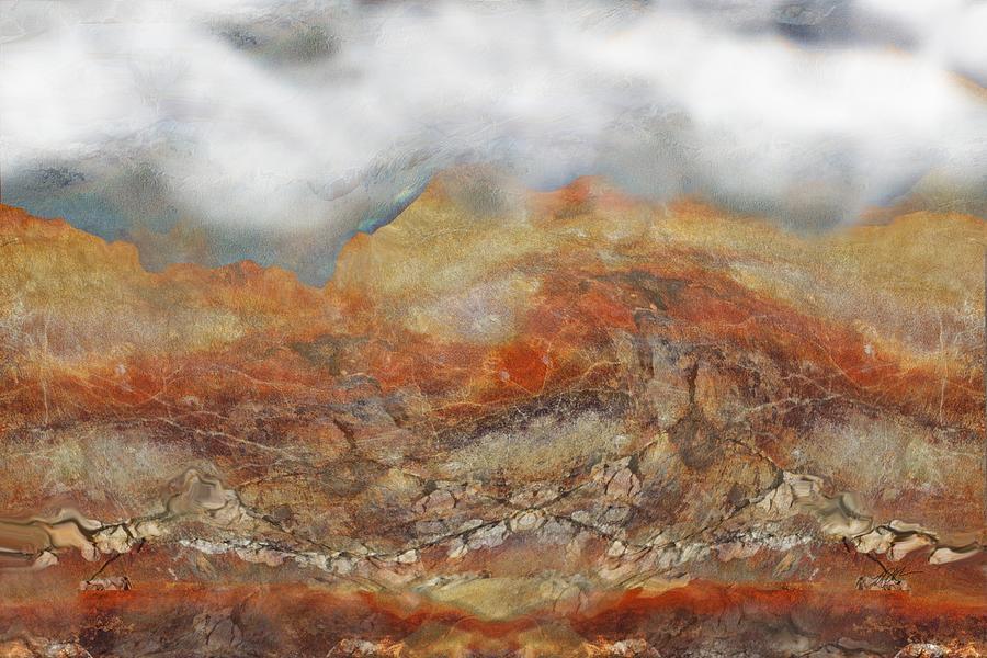 Higher Elevation Fog by rd Erickson