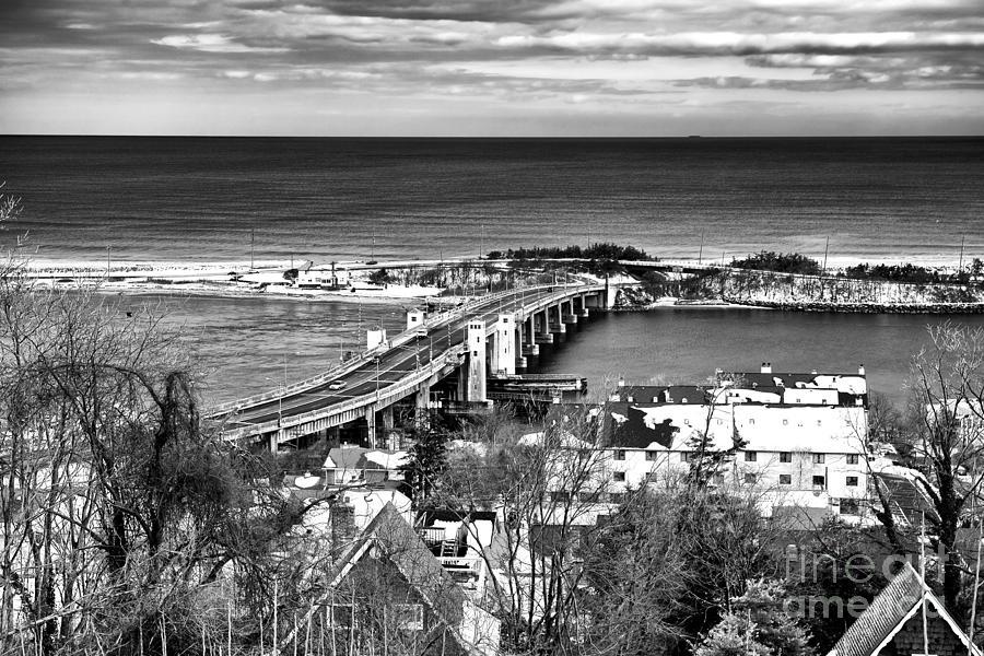 Bridge Photograph - Highlands Bridge by John Rizzuto