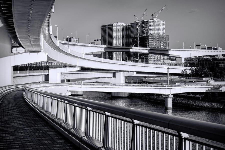 Highways of Tokyo #4 by Ponte Ryuurui
