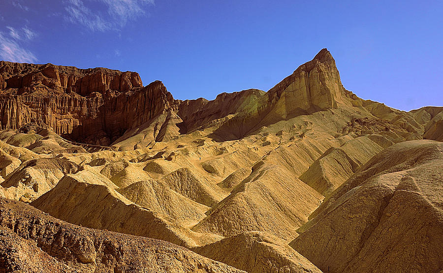 Hiking to Zabriskie Point by Tranquil Light Photography
