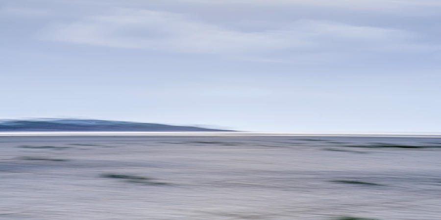 Over the Sands to Wales by Spikey Mouse Photography